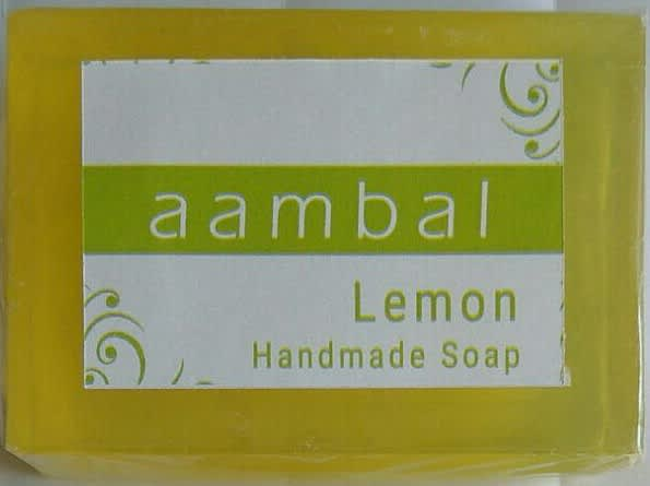 Aambal Soaps - Lemon - Product Image
